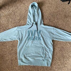 Long/oversized Ivy Park hoodie